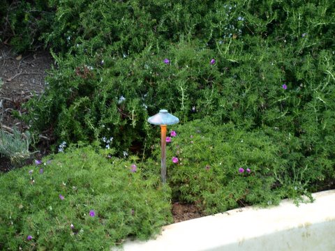 camarillo lighting mushroom landscape light